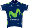 Movistar Team (men's team) jersey
