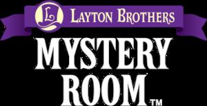 Layton Brothers: Mystery Room - English logotype