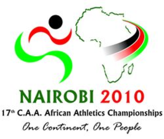 2010 African Championships in Athletics - Image: Nairobi 2010logo
