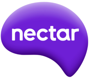 Nectar loyalty card - Image: Nectar logo