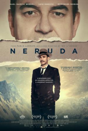 Neruda (film) - Film poster