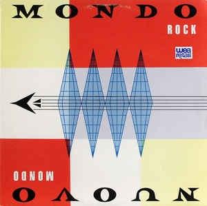 Nuovo Mondo - Image: Nundo Mondo (Album Cover)