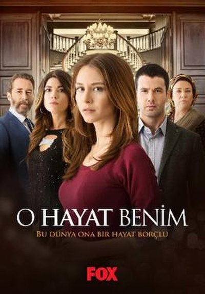 Picture of a TV show: O Hayat Benim