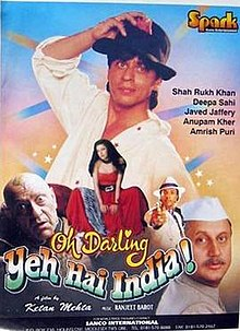 Oh Darling Yeh Hai India poster.jpg