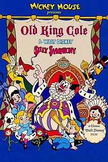 <i>Old King Cole</i> (film) 1933 film by David Hand