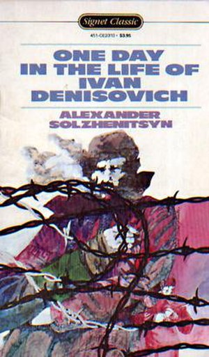 One Day in the Life of Ivan Denisovich - Image: One Day in the Life of Ivan Denisovich cover