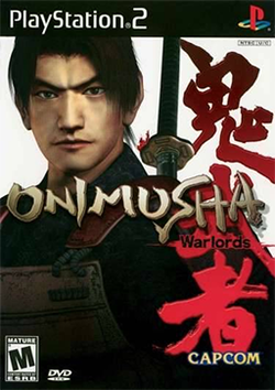 250px Onimusha   Warlords Coverart