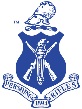 The Coat of Arms of the National Society of Pershing Rifles
