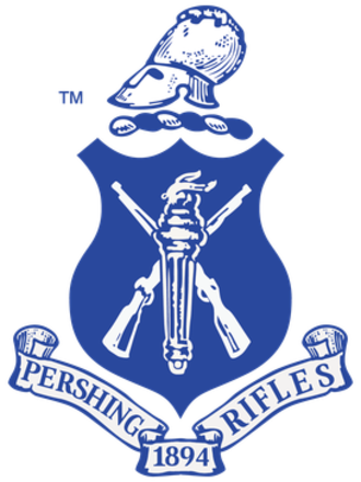 Pershing Rifles - The Coat of Arms of the National Society of Pershing Rifles