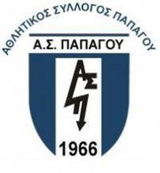 Papagou B.C. - Image: Papagou BC logo 2