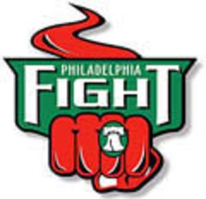 Philadelphia Fight - Team badge used until 2010
