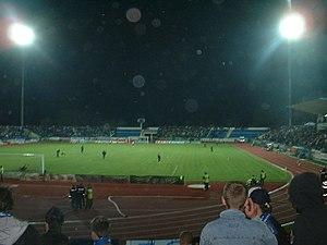 Stadionul Emil Alexandrescu - Image: Politehnica Iasi vs. F.C. Vaslui 2 0