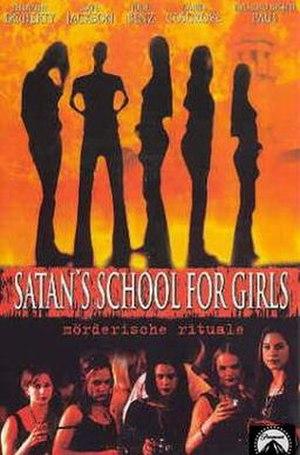 Satan's School for Girls (2000 film) - Image: Poster of the movie Satan's School for Girls