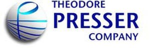 Theodore Presser Company - Image: Presserlogo