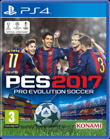 Pro Evolution Soccer 2017 - Wikipedia