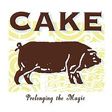 Prolonging the Magic Cake albumjpg