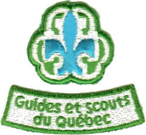Scouting and Guiding in Quebec - Image: Quebec District (Association des Scouts du Canada)