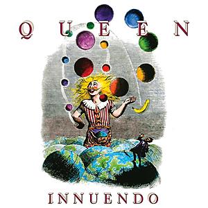 Innuendo (album) - Image: Queen Innuendo