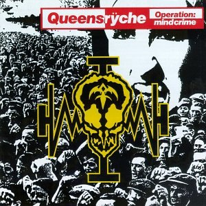 Operation: Mindcrime - Image: Queensryche Operation Mindcrime cover