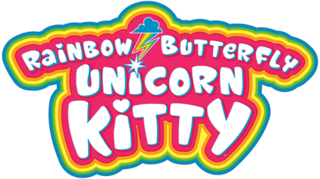 <i>Rainbow Butterfly Unicorn Kitty</i> American animated childrens television series