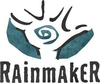 Rainmaker Studios - Image: Rainmaker Entertainment logo