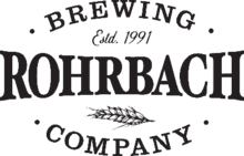 Rohrbach Brewing Company logo.png