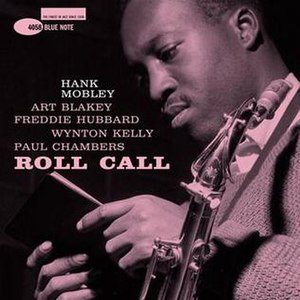 Roll Call (Hank Mobley album) - Image: Roll Call (Hank Mobley album)