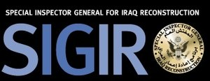 Special Inspector General for Iraq Reconstruction - Image: SIGIR logo