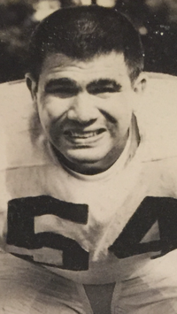 Palumbo with the Cleveland Browns