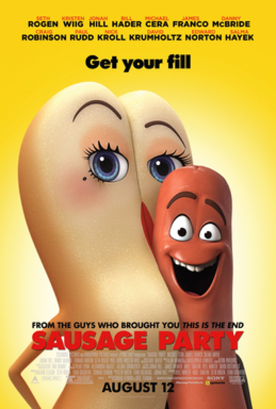 Picture of a movie: Sausage Party