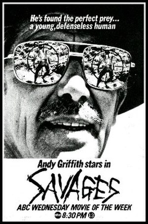 Savages (1974 film) - Original network advertisement.