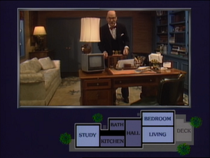 Night Trap - Scene of the Crime was created to demonstrate the NEMO to Hasbro and test new gameplay ideas.