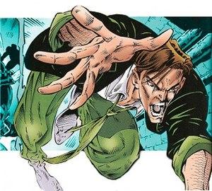 Scrambler (comics) - Image: Scramblerwiki