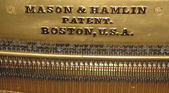 Mason & Hamlin - Image: Screw Stringer 2