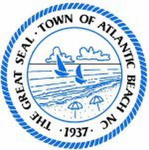 Atlantic Beach, North Carolina - Image: Seal of Atlantic Beach, North Carolina