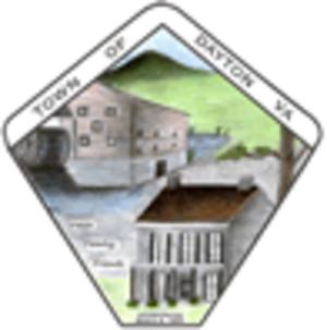Dayton, Virginia - Image: Seal of Dayton, Virginia