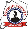 Official seal of Otsego County
