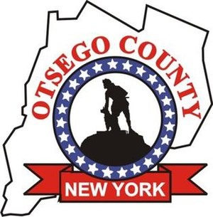Otsego County, New York - Image: Seal of Otsego County, New York