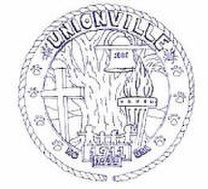 Unionville, North Carolina - Image: Seal of Unionville, North Carolina