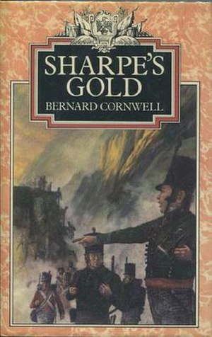 Sharpe's Gold (novel) - First edition