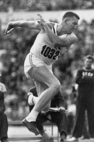 Sim Iness - Iness at the 1952 Olympics