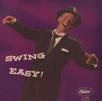 Swing Easy! - Image: Sinatra Swing Easy