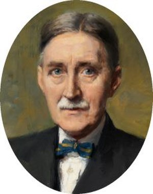 George Dyson (composer) - Dyson as Director of the Royal College of Music, 1952, by Anthony Devas