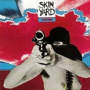 Hallowed Ground (Skin Yard album) - Image: Skin Yard Hallowed Ground