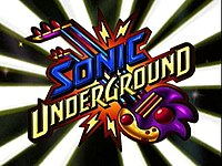 Picture of a TV show: Sonic Underground