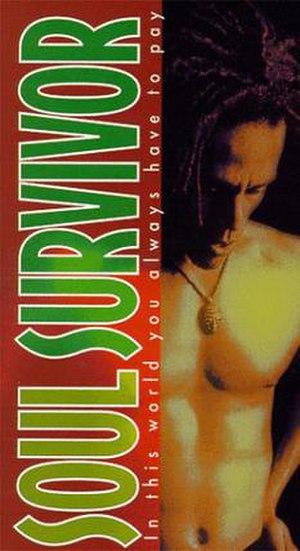 Soul Survivor (film) - VHS cover