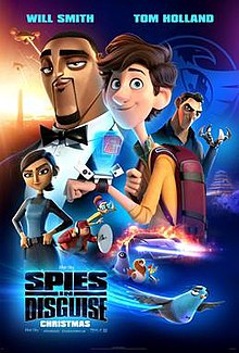Spies in Disguise, Spies in Disguise full movie download