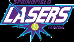 Springfield Lasers - Image: Springfield Lasers 2015 logo 2