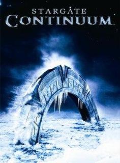 <i>Stargate: Continuum</i> 2008 film by Martin Wood