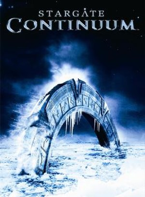 Stargate: Continuum - DVD cover